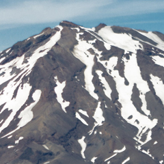 Mount Ruapehu Snippet