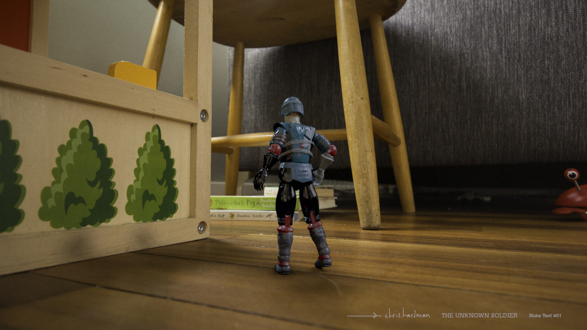 Soldier Nuke Test 01