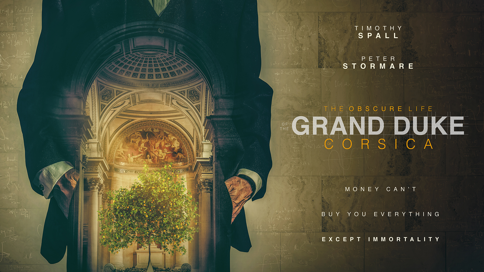 THE GRAND DUKE OF CORSICA QUAD HD