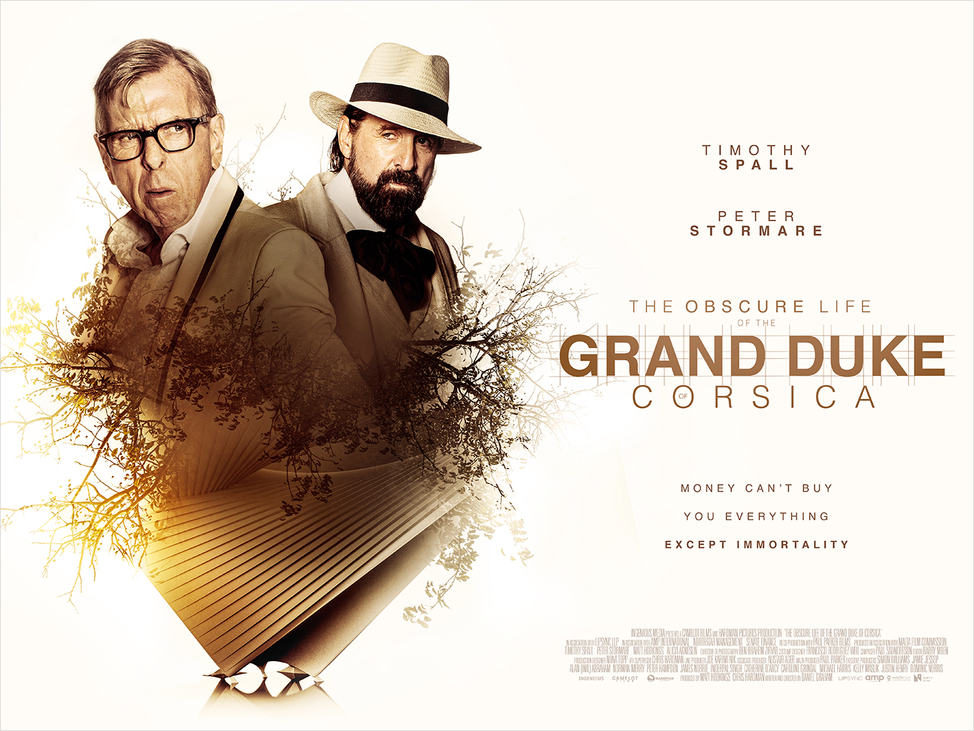 Duke Quad Poster